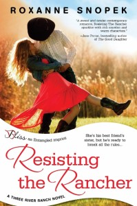 Resisting the Ranch ebook cover