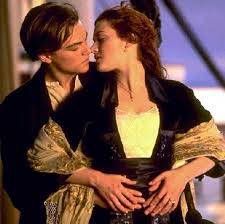 kiss titanic