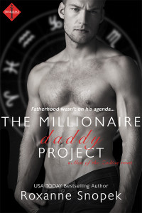 The Millionaire Daddy Project original cover