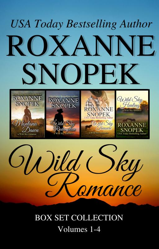 Wild Sky Romance Volumes 1-4